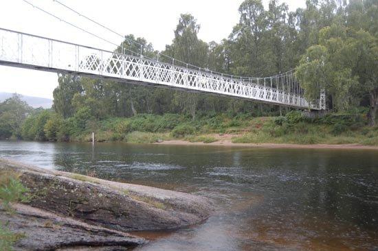 Cambus O May Bridge
