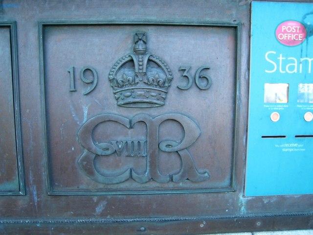 Edward VIII Post Office, Bangor [2]