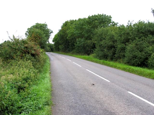Braintree Road towards Great Bardfield