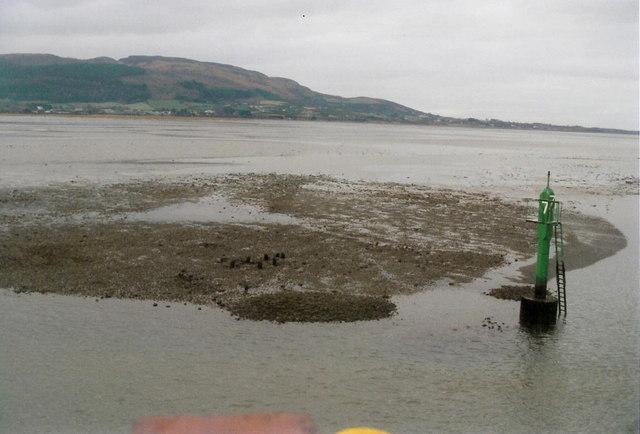 Shell Island, Castletown River estuary, Dundalk