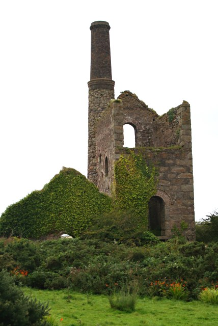 Pascoe's Shaft Winding Engine House