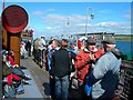 NS2413 : Aboard the Paddle Steamer Waverley by Mary and Angus Hogg