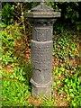 J3369 : Boundary Post, Belfast by Rossographer