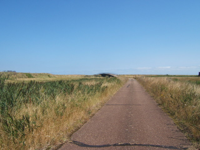 Roadway, Orford Ness