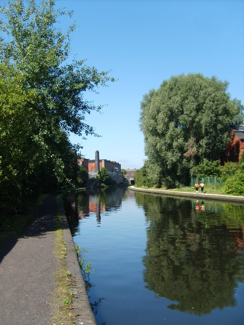 Canal View from St Vincent Street