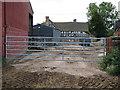 SJ6731 : Sutton Farm by Peter Fleming