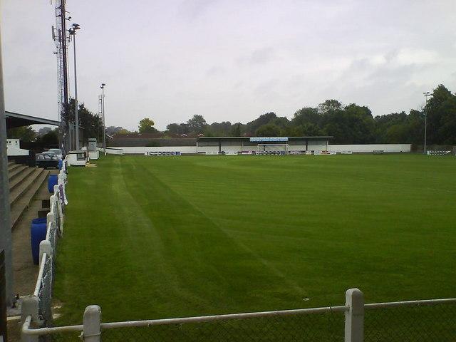 Maidenhead Utd Football Ground