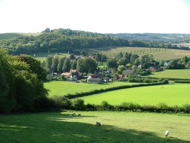 Fingest village