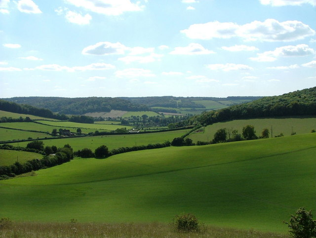 The Fingest valley