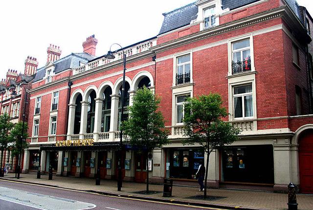 Grand Theatre , Lichfield St. , Wolverhampton