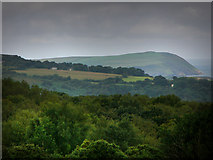 SN0937 : Dinas Head from Pentre Ifan by Chris Gunns