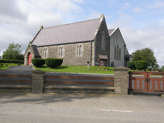 Church of Ireland, Parish of Kilcluney.