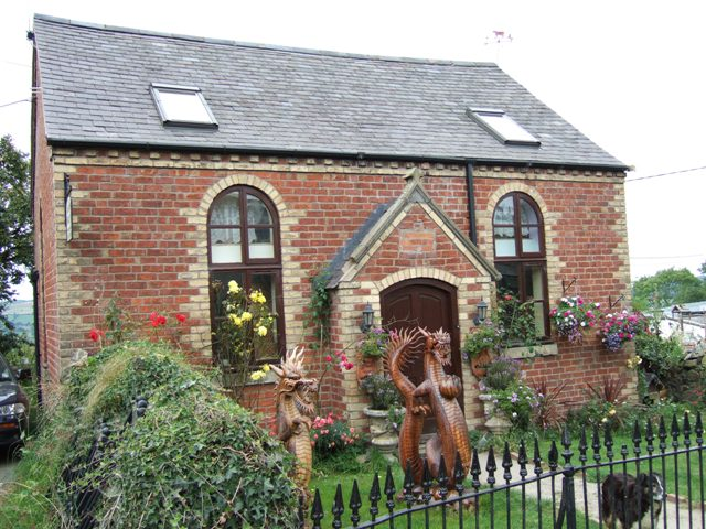 Converted chapel in Meadowtown
