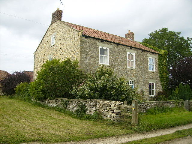 Farmhouse at High Blansby
