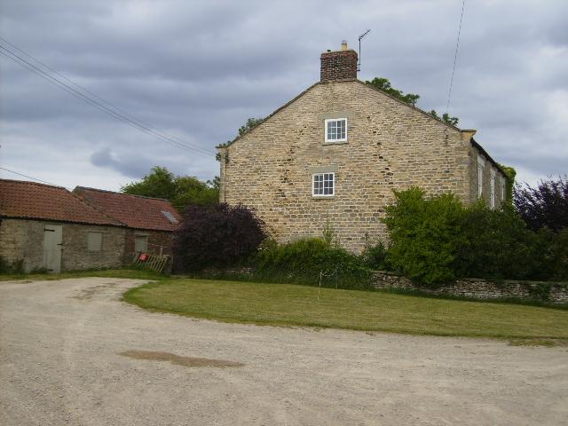 High Blansby Farmhouse