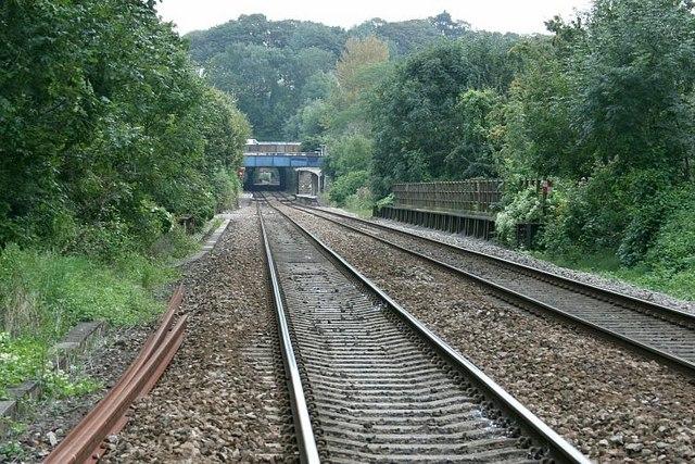 2007 : Bradford on Avon Railway Station