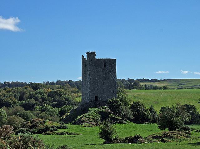 Castles of Munster: Carrigaphooca, Cork (1)