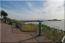 TM1714 : Clacton Promenade by Glyn Baker
