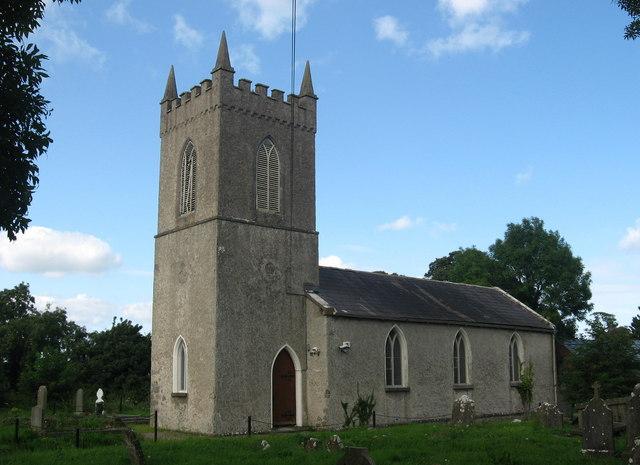 St. Columba's Church, Colp