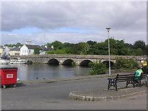 N0587 : Bridge over the Shannon by Oda Stoevesandt and Karsten Koehler
