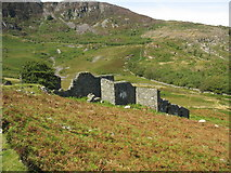 SH7123 : Mills which produced 1392 ozs of Welsh Gold by Eric Jones