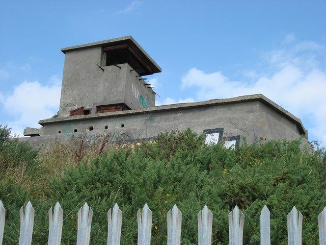World War 2 Lookout Tower