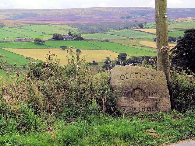 Oldfield village stone
