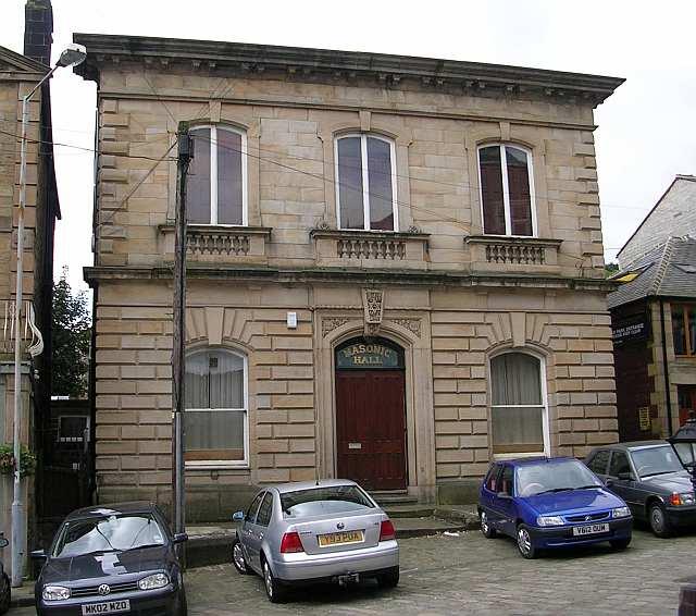Masonic Hall - Ridge Road
