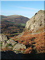 SD2090 : Raven Crag above Whineray Ground by Andrew Hill