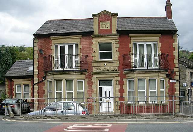 Freemasons' Arms - Burnley Road