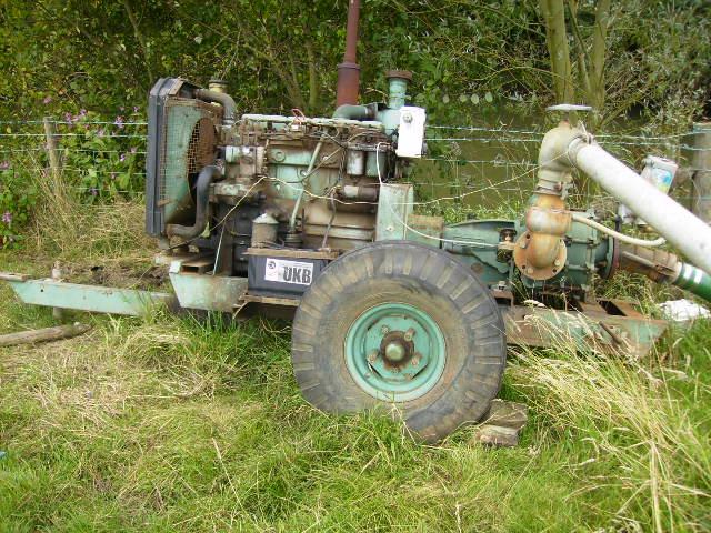 Pump by the River Derwent