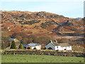 SD1994 : Hazel Head farm from the Birker Fell road by Andrew Hill