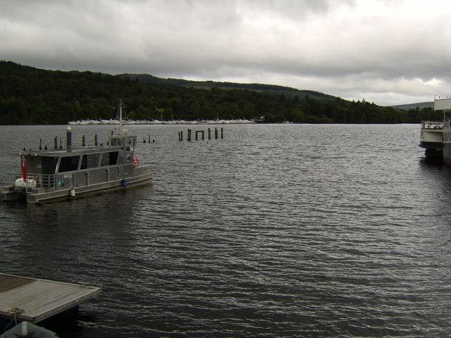 Loch Lomond and Duck Bay Marina