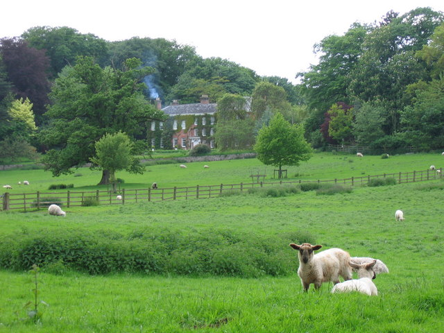 Woodhill - a country house