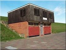NZ3573 : Panama Swimming Club Building by R J McNaughton