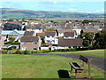 SD1779 : View of Millom from the park by Andrew Hill