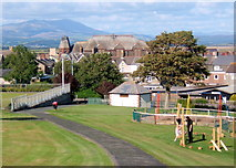SD1779 : Millom Park by Andrew Hill