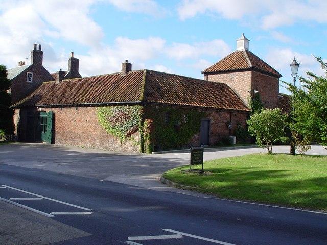Wolds Village Tea Room, Bainton