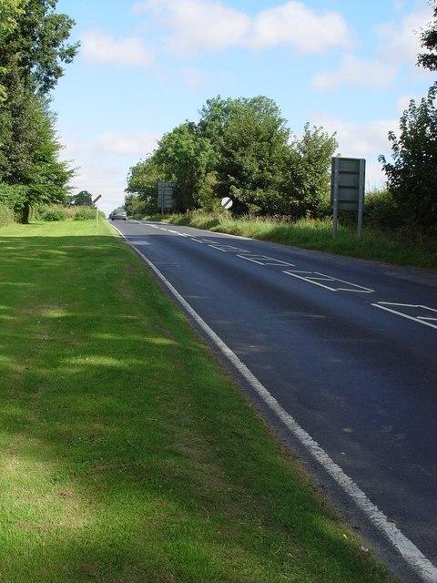 Bainton Road