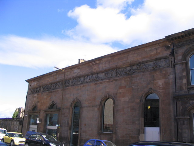 The Corn Exchange, Leith