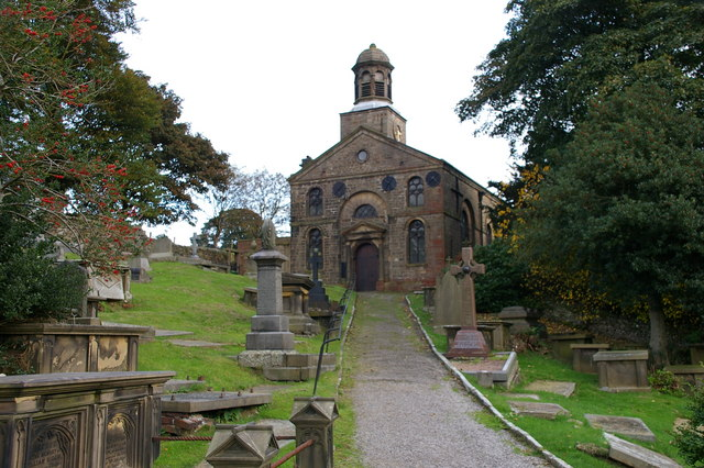 Parish Church of St John the Divine, Holme Chapel