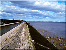 TA0827 : The Northern River Humber Bank by Andy Beecroft