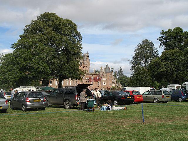 Car park picnic, Angles Park