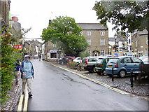 SE0064 : Grassington Main Street by HENRY CLARK