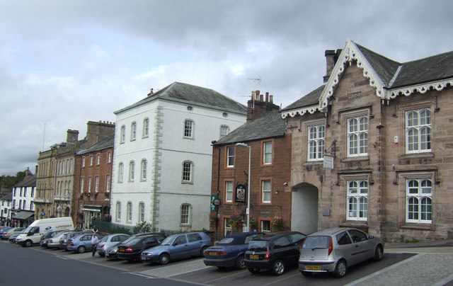 Boroughgate, Appleby-in-Westmorland