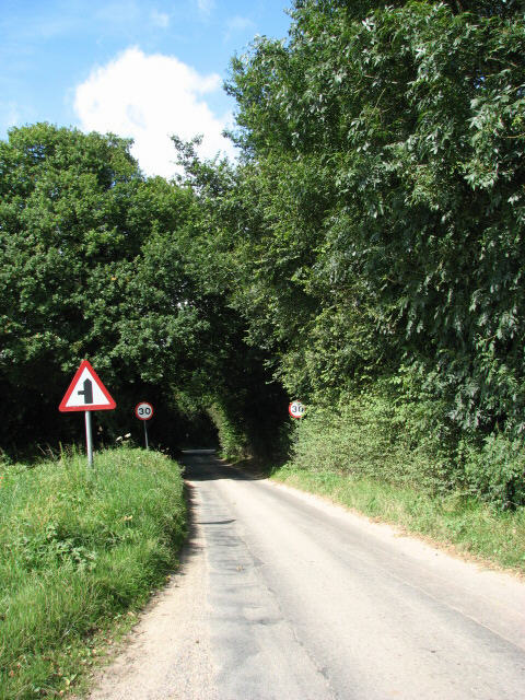 Approaching Plumstead Green