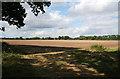 SK7574 : Nottinghamshire farmland by Kate Jewell