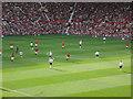 SJ8096 : Old Trafford : Man Utd v Sunderland by John Harvey