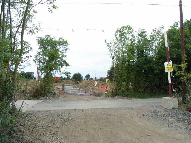 M3 Construction Works, Robinstown Road