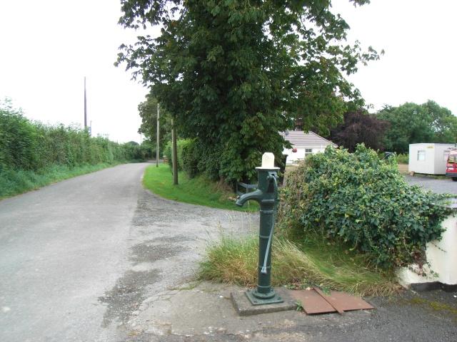 Hand Pump at Bellewstown